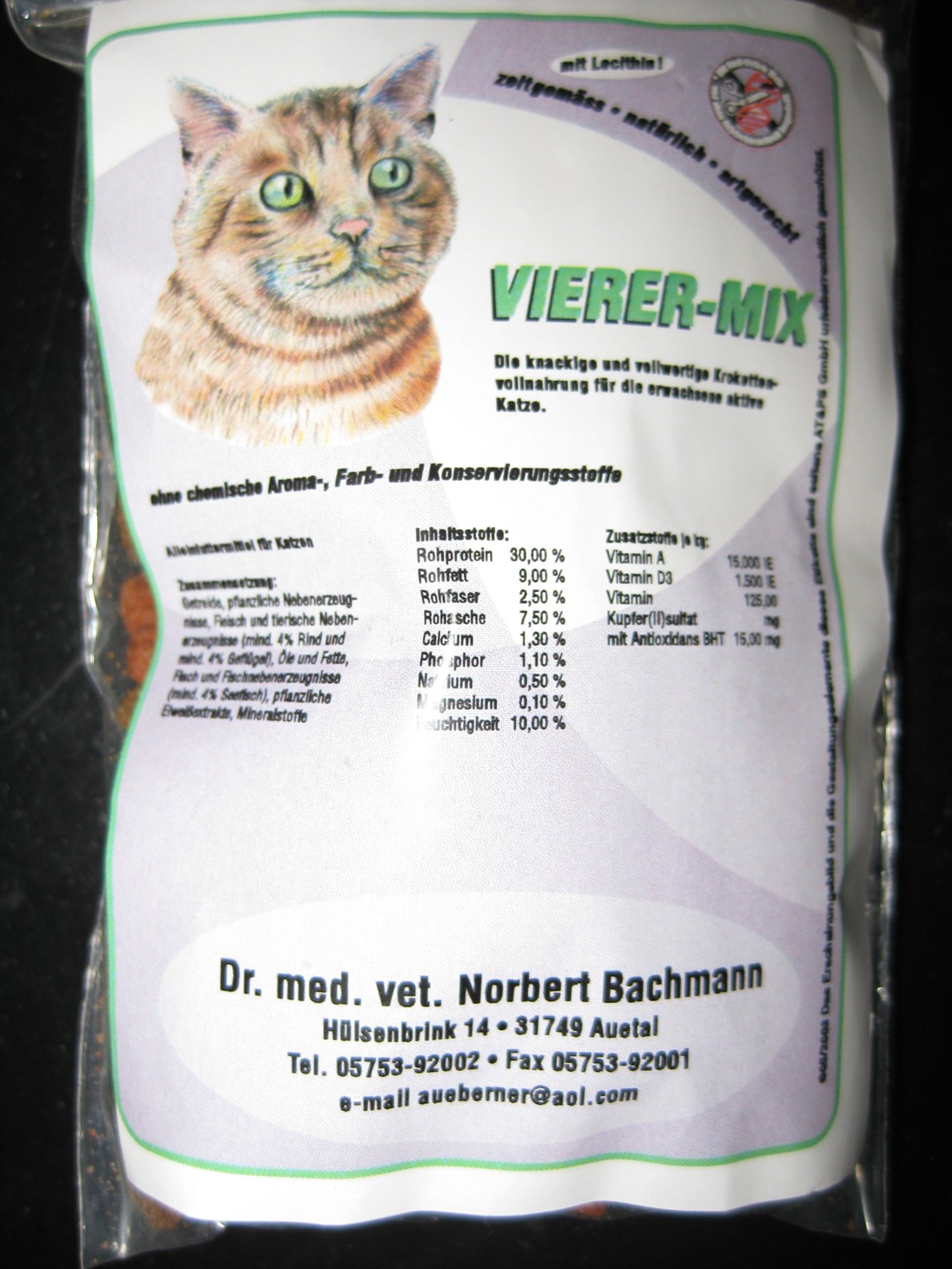 Bachmann Cat4 Mix 10 kg